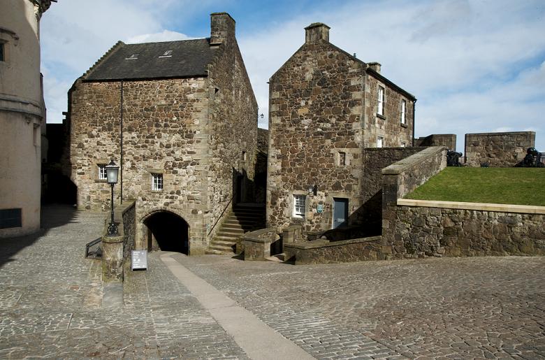 North Gate Stirling Castle